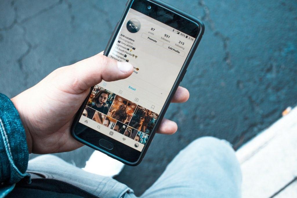 Social Media for Actors graphic